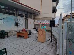 Ολοκληρώθηκε η σύσκεψη του εργατικού κέντρου Νάουσας με θέμα: όχι στην καταστροφή του Βέρμιου και την ιδιωτικοποίηση της ενέργειας.