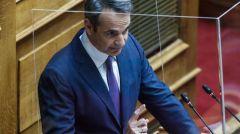 Κ. Μητσοτάκης: Με συκοφαντίες, ψέματα και ταξικό μίσος υπερασπίστηκε τα συμφέροντα του μεγάλου κεφαλαίου