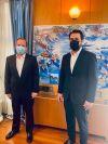 Στη Βουλή το ζήτημα του μεγάλου αρδευτικού έργου «Βεργίνας Αιγινίου» φέρνει ο Τάσος Μπαρτζώκας