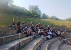 """""""2ο Σχολείο Σκηνοθεσίας στη Σχολή του Αριστοτέλη   2500 χρόνια μετά"""" «Το κάλλος παντός επιστολίου συστατικώτερον» Αριστοτέλης"""