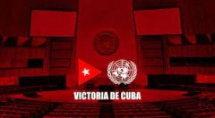 ΓΕΝΙΚΗ ΣΥΝΕΛΕΥΣΗ ΤΟΥ ΟΗΕ: Νέα συντριπτική καταδίκη του αποκλεισμού των ΗΠΑ κατά της Κούβας