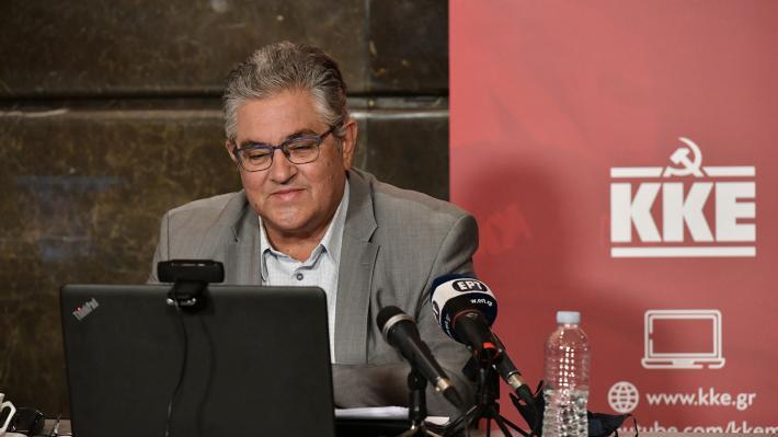 Συνέντευξη του Δ. Κουτσούμπα στην εφημερίδα «Documento»