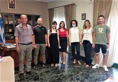Τιμητική ευχαριστήρια Εκδήλωση για τους εθελοντές καθηγητές του Κοινωνικού Φροντιστηρίου του Δήμου Αλεξάνδρειας