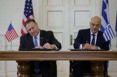 Στις 14 Οκτώβρη η νέα Συμφωνία για τις Βάσεις και ο «Στρατηγικός Διάλογος» με τις ΗΠΑ
