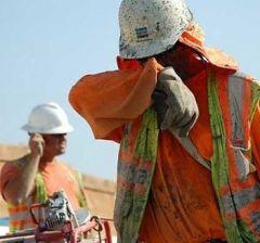 ΠΑΝΕΡΓΑΤΙΚΟ ΑΓΩΝΙΣΤΙΚΟ ΜΕΤΩΠΟ: Να ληφθούν τώρα μέτρα προστασίας των εργαζομένων από τον καύσωνα