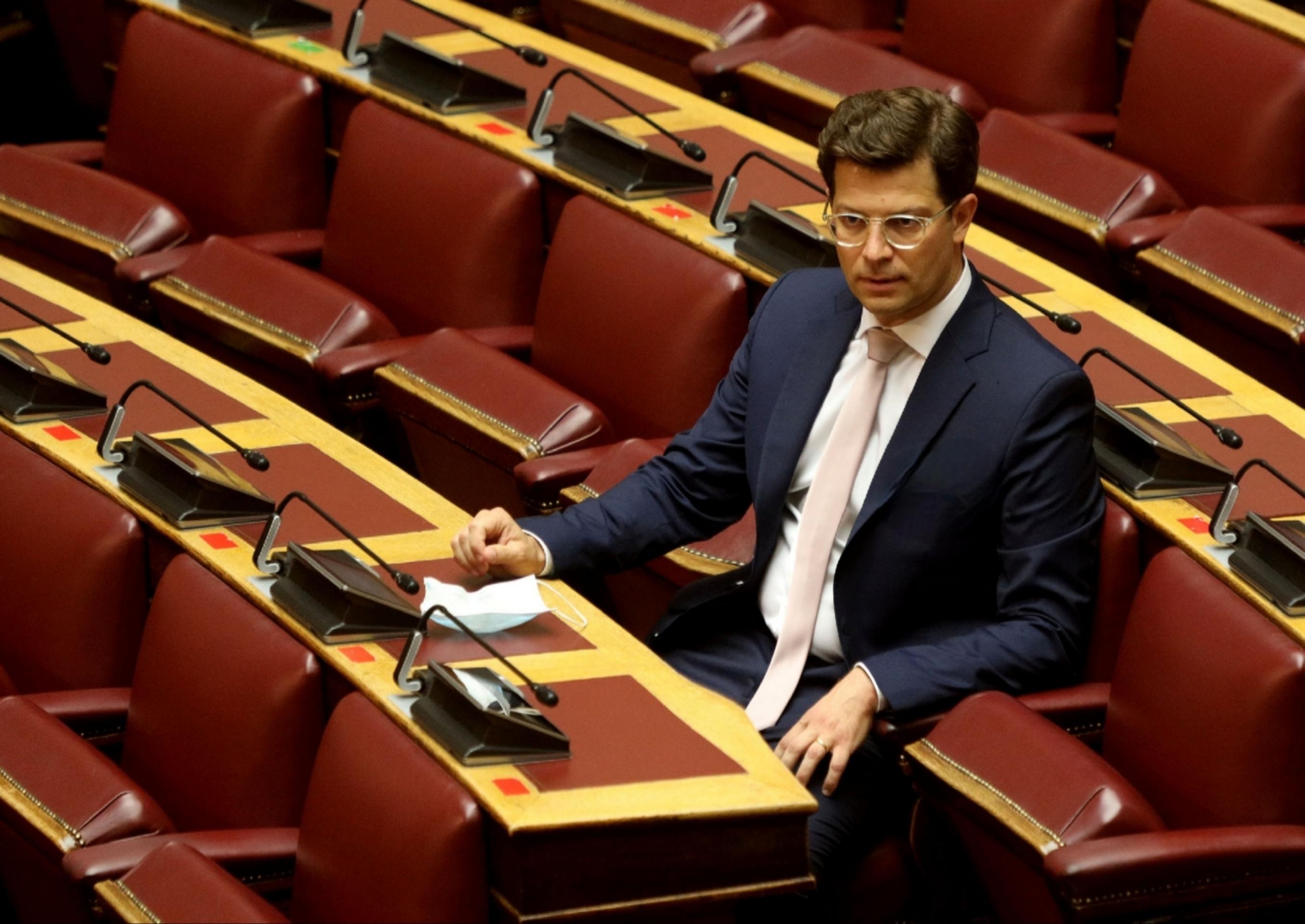 Άγγελος Τόλκας : «Η κυβερνητική αφωνία για τις εξελίξεις του Κορωνοϊού στην Ημαθία και για το νέο Lock Down είναι εκκωφαντική».