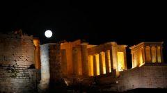 Ελεύθερη η είσοδος σε αρχαιολογικούς χώρους τη βραδιά της Πανσελήνου 22 Αυγούστου