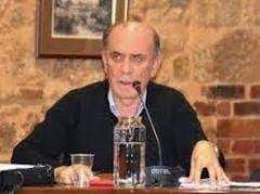 """Στέργιος Μποζίνης μέλος της Κεντρικής Αντιπροσωπείας του ΤΕΕ, πρώην Δ/ντής Ανθρ. Δυναμικού ΛΚΔΜ στην εταιρεία ΔΕΗ Α.Ε: """"Όσο και αν ψάξουμε στον πλανήτη δε θα βρούμε καμία χώρα που να απεμπολεί τον Εθνικό της πλούτο."""""""