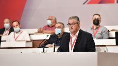 Εκλογή Πολιτικού Γραφείου της Κεντρικής Επιτροπής του ΚΚΕ