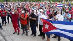 ΕΛΛΗΝΟΚΟΥΒΑΝΙΚΟΣ ΣΥΝΔΕΣΜΟΣ ΦΙΛΙΑΣ ΚΑΙ ΑΛΛΗΛΕΓΓΥΗΣ: Καταγγέλλει το νέο σχέδιο ιμπεριαλιστικής επέμβασης στα εσωτερικά της Κούβας