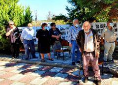 Εκδήλωση της ΠΕΑΕΑ ΔΣΕ Βέροιας στη Βεργίνα
