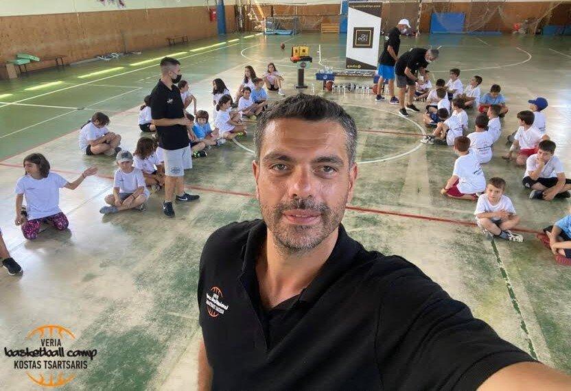 Με απόλυτη επιτυχία ολοκληρώθηκε το 6ο Veria Basketball Camp