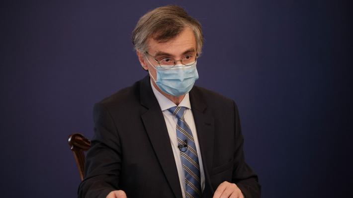 Ενημέρωση του Σωτ. Τσιόδρα για την αποτελεσματικότητα των εμβολίων και το εμβολιαστικό πρόγραμμα στην Ελλάδα