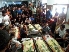 Κοινή Ανακοίνωση Κομμουνιστικών και Εργατικών Κομμάτων: Να σταματήσει τώρα η αιματοχυσία του λαού της Παλαιστίνης