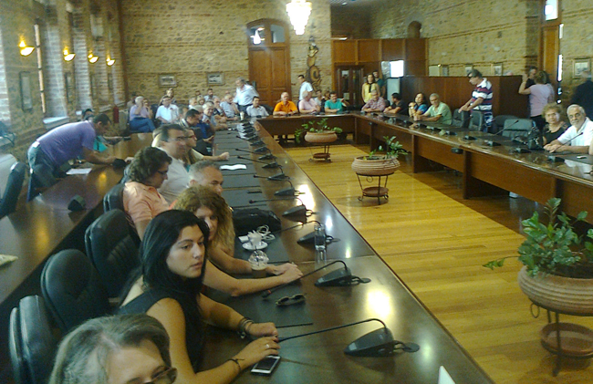 Ποιοι ορίστηκαν αντιδήμαρχοι στον Δήμο Βέροιας