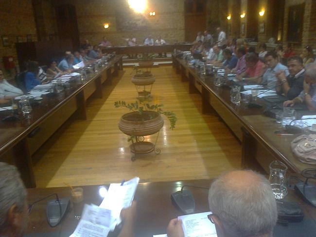 Την κατάργηση του ΕΝΦΙΑ ζητά με ομόφωνη απόφαση του το Δημοτικό Συμβούλιο της Βέροιας