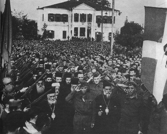 27 Οκτώβρη 1944 η Βέροια απελευθερώνεται από τις δυνάμεις του ΕΛΑΣ: 70 χρόνια μετά...