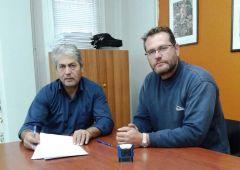 Υπογράφηκε  η σύμβαση του έργου «Αποκατάσταση τομών οδοστρωμάτων στην πόλη και τα Δ.Δ. Δήμου Βέροιας»