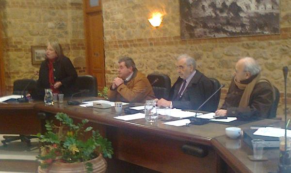 ΤΙΤΛΟΙ ΤΕΛΟΥΣ: Χαρούλα Ουσουλτζόγλου: «Δεν θα είμαι υποψήφια Δήμαρχος»