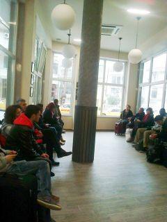 Ανακαινίστηκε το πρακτορείο των υπεραστικών ΚΤΕΛ στη Βέροια