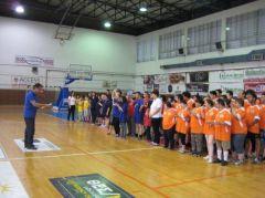 Αγώνες μπάσκετ σχολικών μονάδων ειδικής αγωγής διοργανώθηκαν στη Βέροια