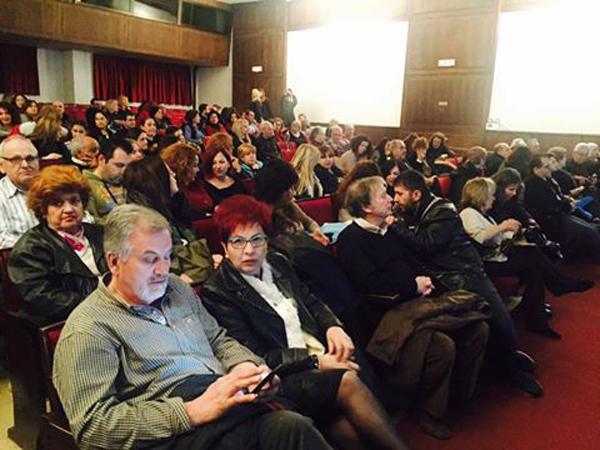 Με επιτυχία ξεκίνησε Φεστιβάλ Γαλλικού Κινηματογράφου