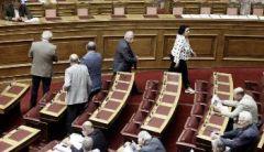 Οι τροπολογίες που ψηφίστηκαν χτες στη Βουλή