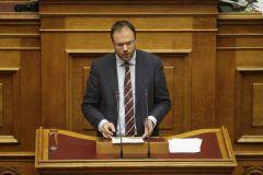 Ομιλία του προέδρου της ΔΗΜΑΡ Θανάση Θεοχαρόπουλου στη Βουλή: «Σταματήστε την προπαγάνδα και τα ψέματα, δεν τρώει κουτόχορτο ο ελληνικός λαός»