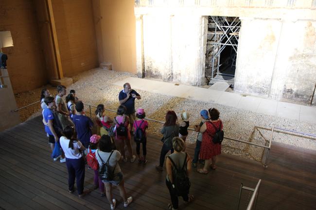 Πρωτοβουλία για το παιδί: Summercamp 2017 με την αρχαιολογική υπηρεσία