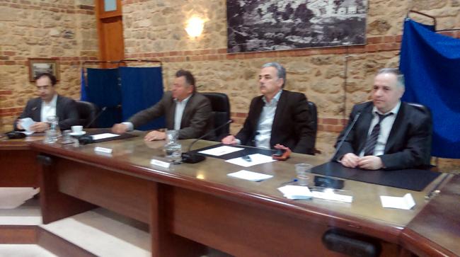 Χωρίς εκπλήξεις το νέο προεδρείο στο Δημοτικό Συμβούλιο της Βέροιας