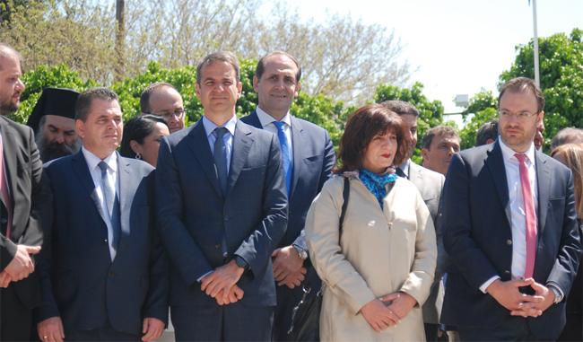 Με λαμπρότητα τιμήθηκε η επέτειος του Ολοκαυτώματος στη Νάουσα