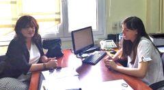 Η βουλευτής Φρόσω Καρασαρλίδου ενημερώθηκε για την κατάσταση στο Νοσοκομείο Νάουσας