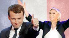 ΓΑΛΛΙΑ: Μακρόν και Λεπέν στον β' γύρο των προεδρικών εκλογών