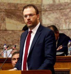 Ερώτηση Θεοχαρόπουλου στη Βουλή για την πώληση της ΤΡΑΙΝΟΣΕ