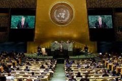 72η ΓΕΝΙΚΗ ΣΥΝΕΛΕΥΣΗ ΤΟΥ ΟΗΕ: Κόντρες από το βήμα του ΟΗΕ με φόντο ευρύτερους ανταγωνισμούς