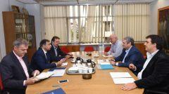 Συνάντηση αντιπροσωπείας της ΚΕ του ΚΚΕ με την ΕΣΕΕ