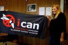 ΝΟΜΠΕΛ ΕΙΡΗΝΗΣ 2017: «Νικητής» η οργάνωση ICAN για τον πυρηνικό αφοπλισμό