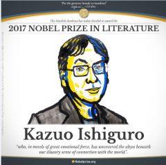 Στον Καζούο Ισιγκούρο το Νομπέλ Λογοτεχνίας 2017