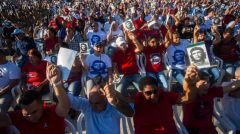 ΚΟΥΒΑ - ΒΟΛΙΒΙΑ: Εκδηλώσεις τιμής στον Τσε Γκεβάρα