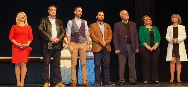 Πραγματοποιήθηκαν οι βραβεύσεις του Δήμου Βέροιας