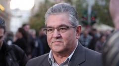 ΔΗΜΗΤΡΗΣ ΚΟΥΤΣΟΥΜΠΑΣ: Απαράδεκτη η δικογραφία σε βάρος στελεχών του ΚΚΕ για αντιΝΑΤΟϊκή κινητοποίηση