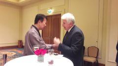 Συνάντηση Γ. Ουρσουζίδη με τον Πρέσβη Ιαπωνίας