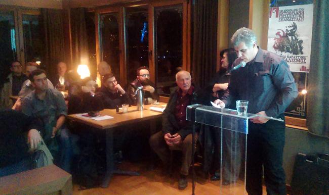 Εκδήλωση της Τ.Ε Ημαθίας του ΚΚΕ για τα 100 χρόνια της Οκτωβριανής Επανάστασης