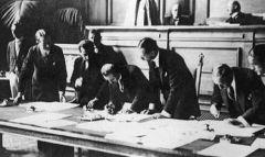Να ποιοι υπέγραψαν την Συνθήκη της Λωζάνης