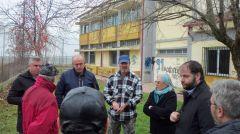 Επίσκεψη κλιμακίου του Δήμου Νάουσας στα Σχολεία Επισκοπής