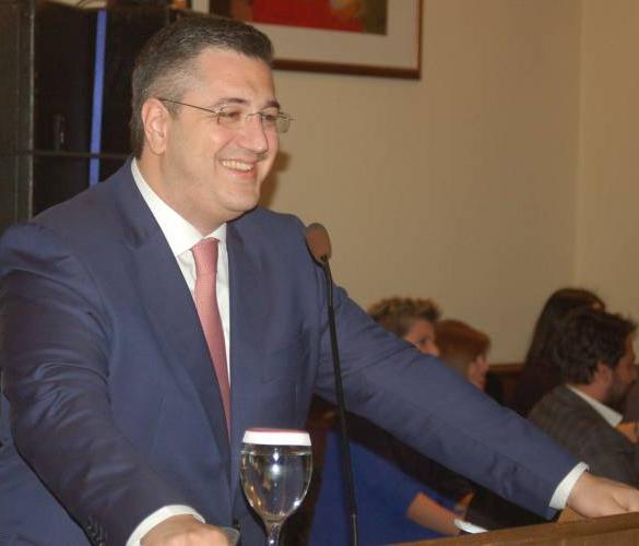 Ξεκίνησε την προεκλογική εκστρατεία του ο Α.Τζιτζικώστας στην Ημαθία…