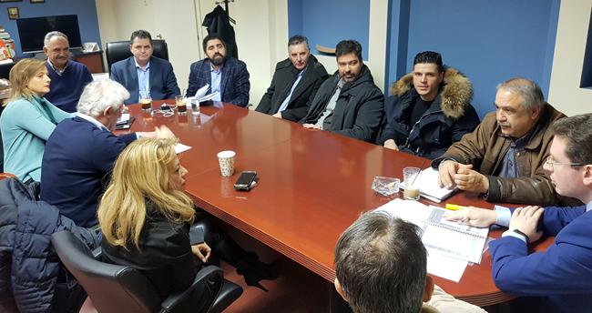 Κ. Καλαϊτζίδης: Διευρυμένη σύσκεψη για ζητήματα που αφορούν τον τοπικό κλάδο της βοοτροφίας