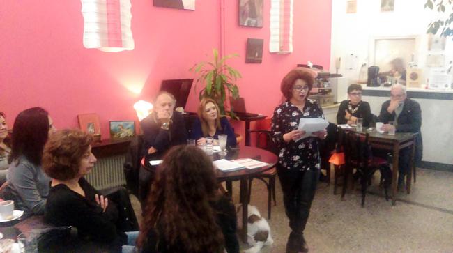 Εκδήλωση για τα ναρκωτικά από την Ομάδα Γυναικών Βέροιας της ΟΓΕ
