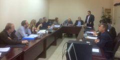 Π.Ε Ημαθίας: Σύσκεψη με  αντικείμενο την στοχοθεσία των υπηρεσιών για το νέο καθεστώς αδειοδότησης των επιχειρήσεων