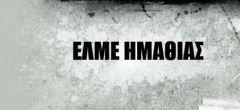 Ψήφισμα συμπαράστασης  της  ΕΛΜΕ Ημαθίας για τους συλληφθέντες Πρόεδρο και Αντιπρόεδρο του ΔΣ της Α' ΕΛΜΕ Θεσσαλονίκης